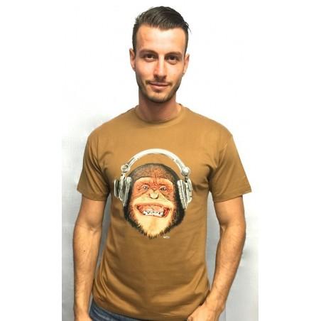 Camiseta Realidad Aumentada - Mono Music
