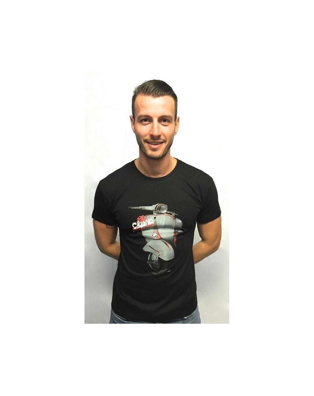 """Camiseta con realidad aumentada """"Vespa"""""""