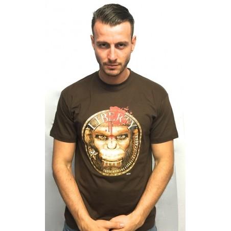 Camiseta Realidad Aumentada - Simios