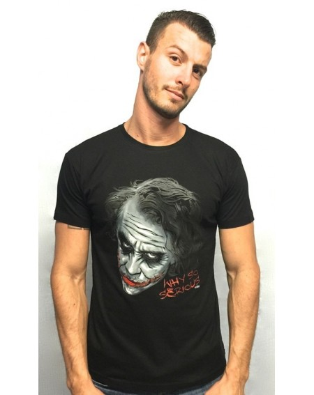 "Camiseta con realidad aumentada ""Joker"""