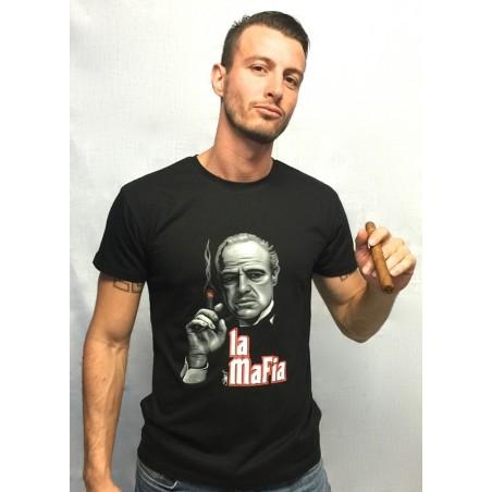 Camiseta Realidad Aumentada - La Mafia