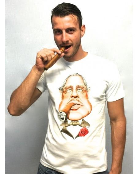 """Camiseta con realidad aumentada """"El Padrino"""""""