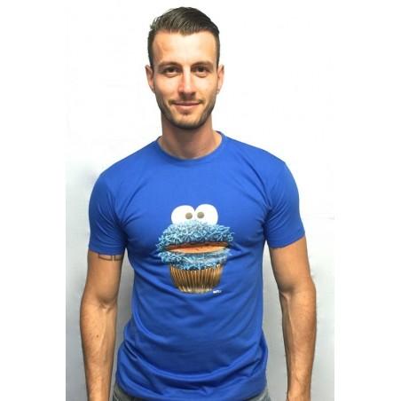 Camiseta Realidad Aumentada - Monstruo de las galletas