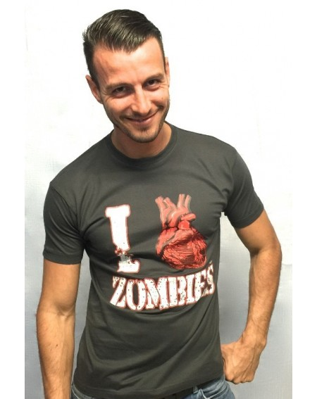 Camiseta Realidad Aumentada - Zombies