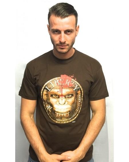 """Camiseta con realidad aumentada """"Simios"""""""