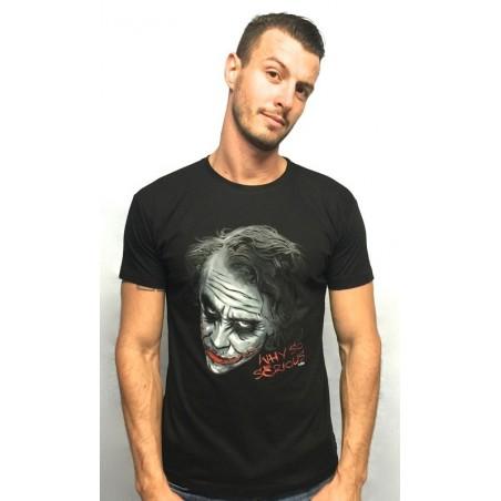 Camiseta Realidad Aumentada - Joker