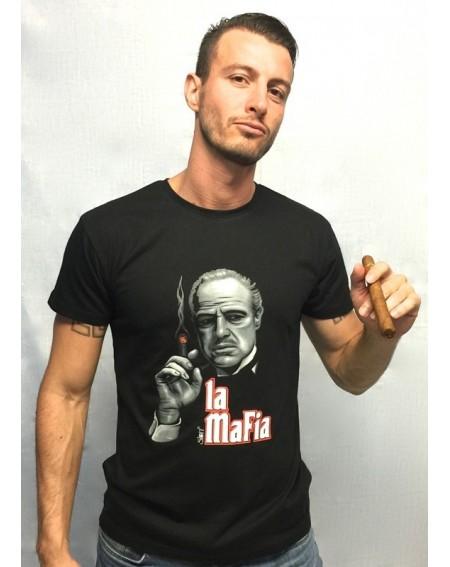 "Camiseta con realidad aumentada ""La Mafia"""