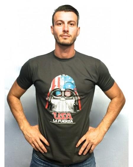 """Camiseta con realidad aumentada """"La fueza"""""""